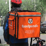"PK-64B: Pizza delivery backpack for motorbike, restaurant food delivery bags, 16"" L x 16"" W x 16"" H"
