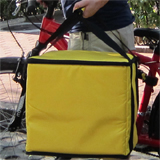 "PK-32Y: Insulated bags for maintaining your food's temperature during delivery 14"" L x 10"" W x 13"" H"