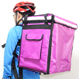 "PK-65AP: Premium food delivery backpacks for comfort for both hot and cold food, 16"" L x 12"" W x 18"" H"