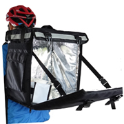 PK-65A: Best cyclist food delivery backpack, takeaway food delivery solutions